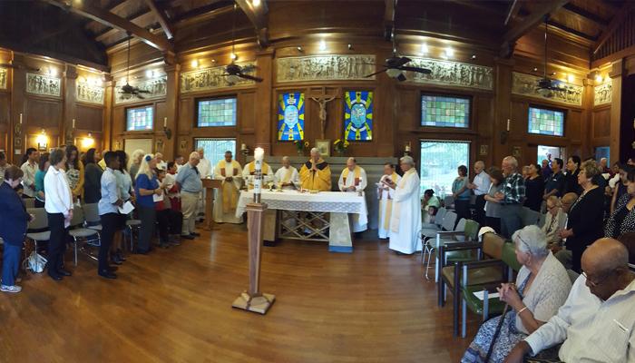 memorial mass for bb