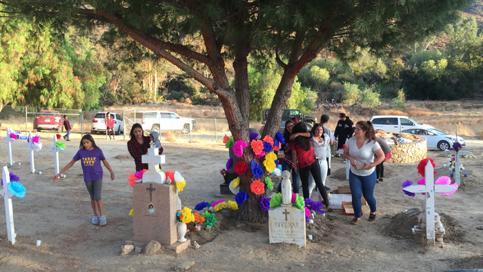 all souls day celebration two